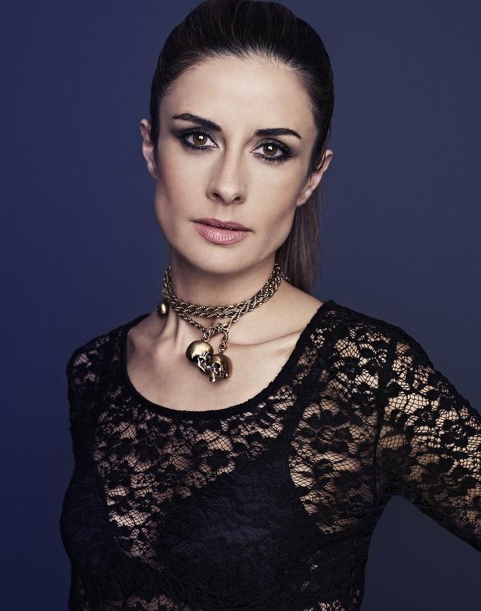 Livia Firth Skull Necklace